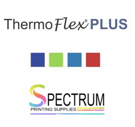 Atlanta's Newest ThermoFlex Plus Heat Transfer Vinyl Dealer Spectrum Printing Supplies